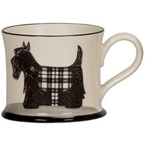 Scottie Dog Scotsware Mug