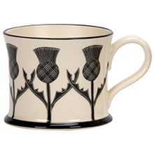 Load image into Gallery viewer, Thistle Scotsware Mug