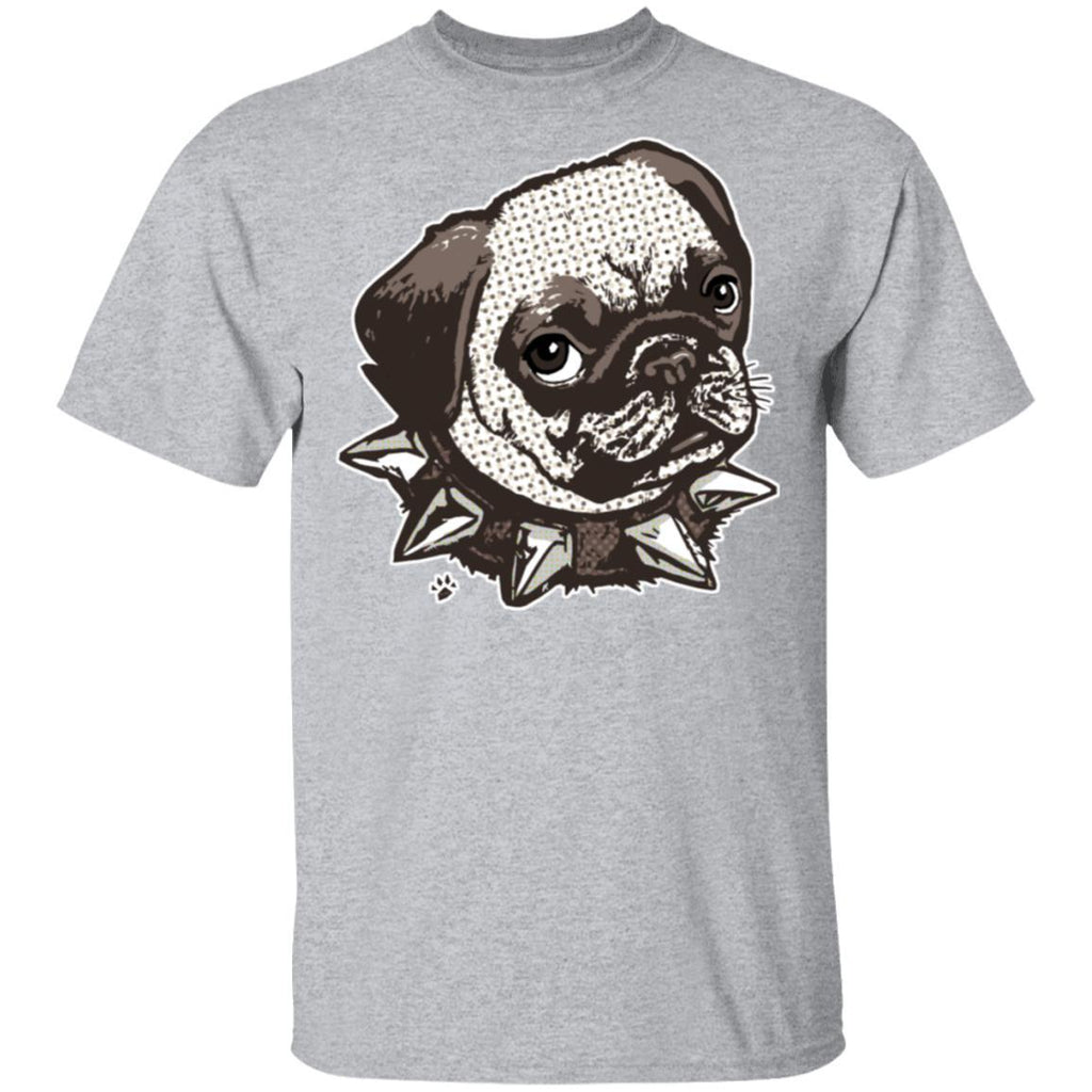 Pug Big Dot funny shirt