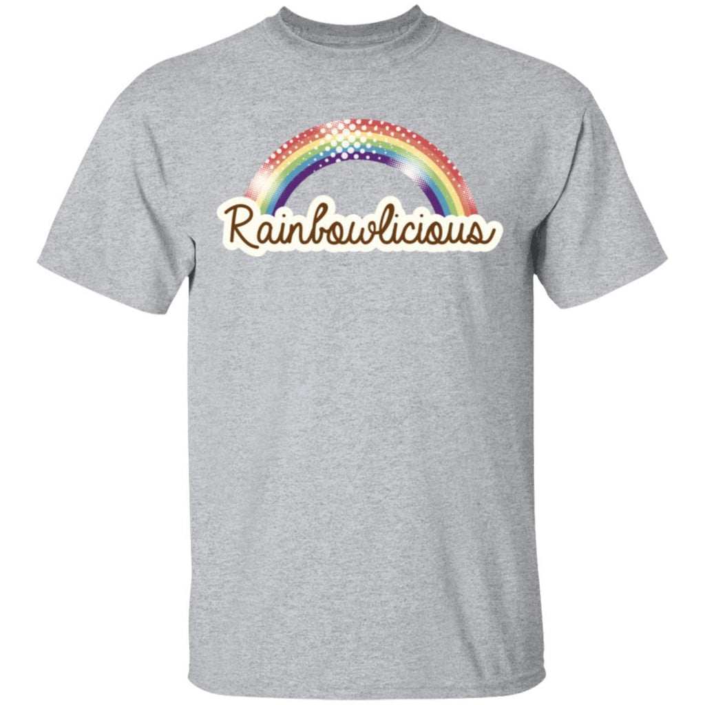 Rainbowlicious Retro LGBT T-Shirt
