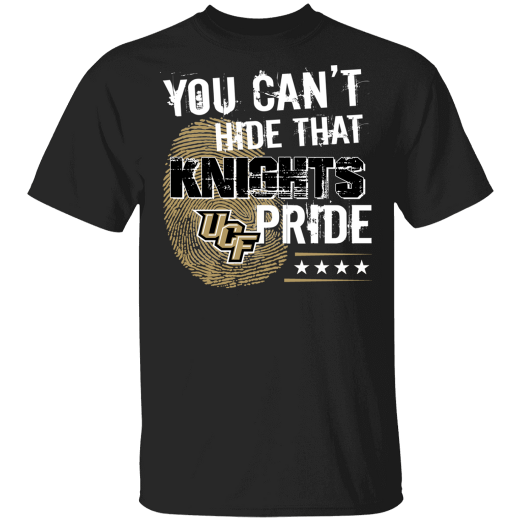 NCAA - You Can't Hide That UCF Knights Pride Shirt