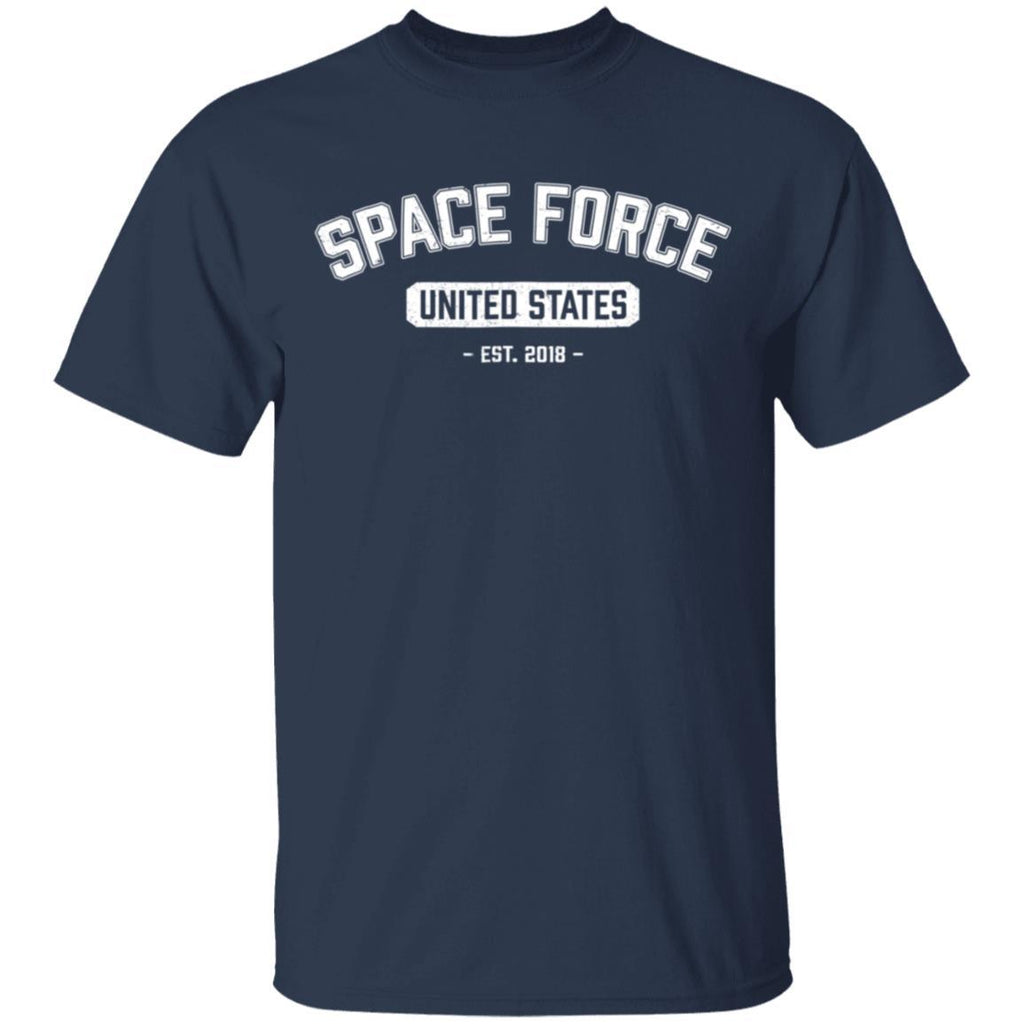 USSF United States Space Force Est. 2020 Vintage T-Shirt