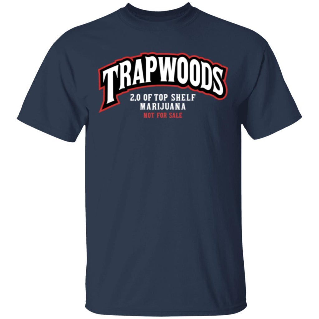 Trapwoods logo not for sale T-Shirt