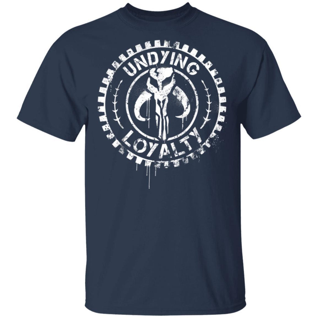 Star Wars Undying Loyalty Mandalorian Graphic T-Shirt