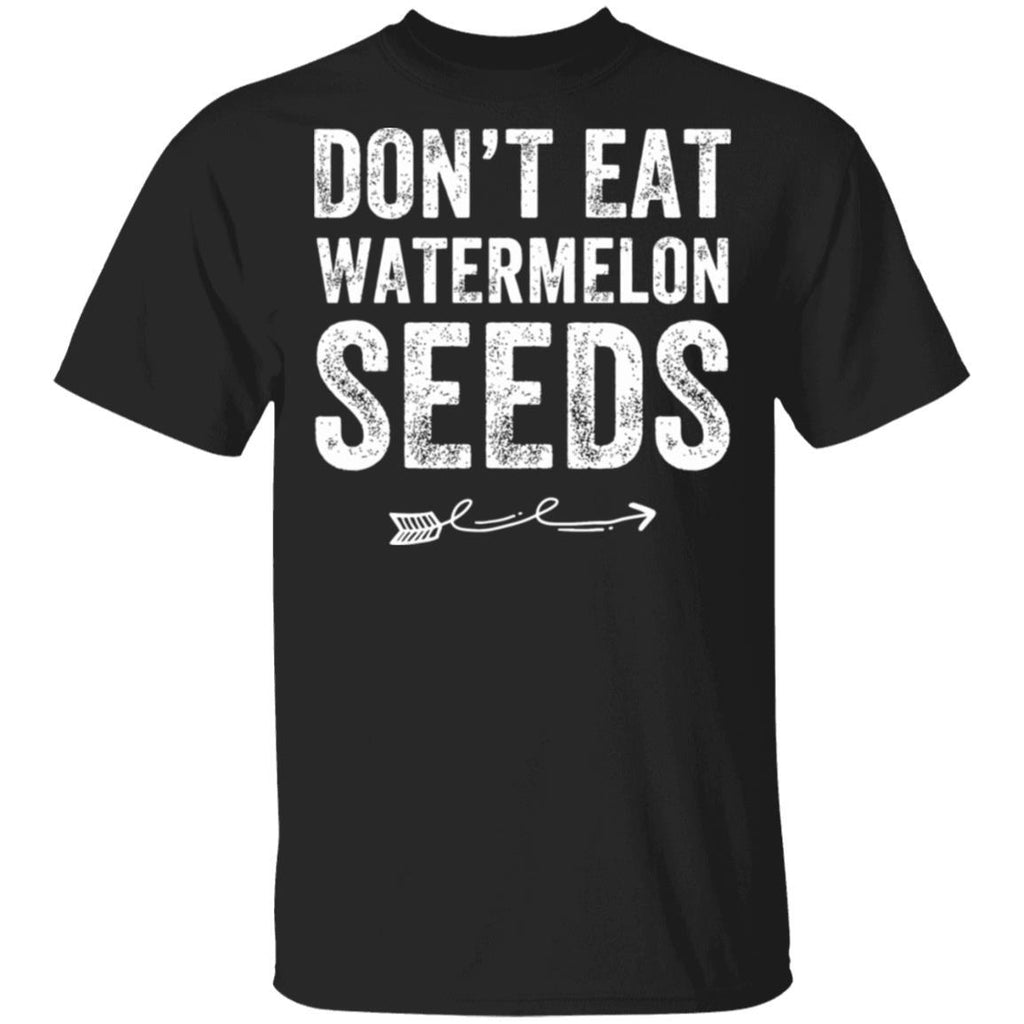 Maternity - Don't Eat Watermelon Seeds T-Shirt