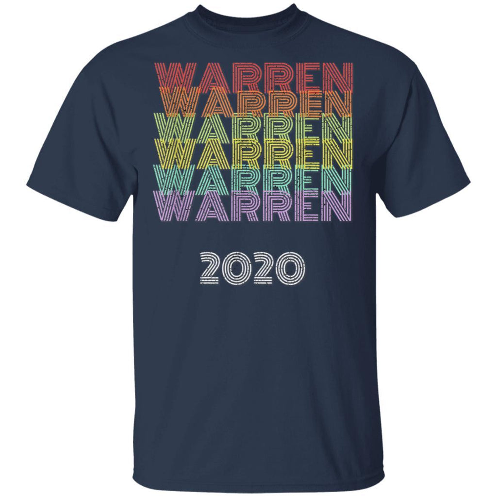 Warren 2020 Retro Vintage Elizabeth Warren T-Shirt