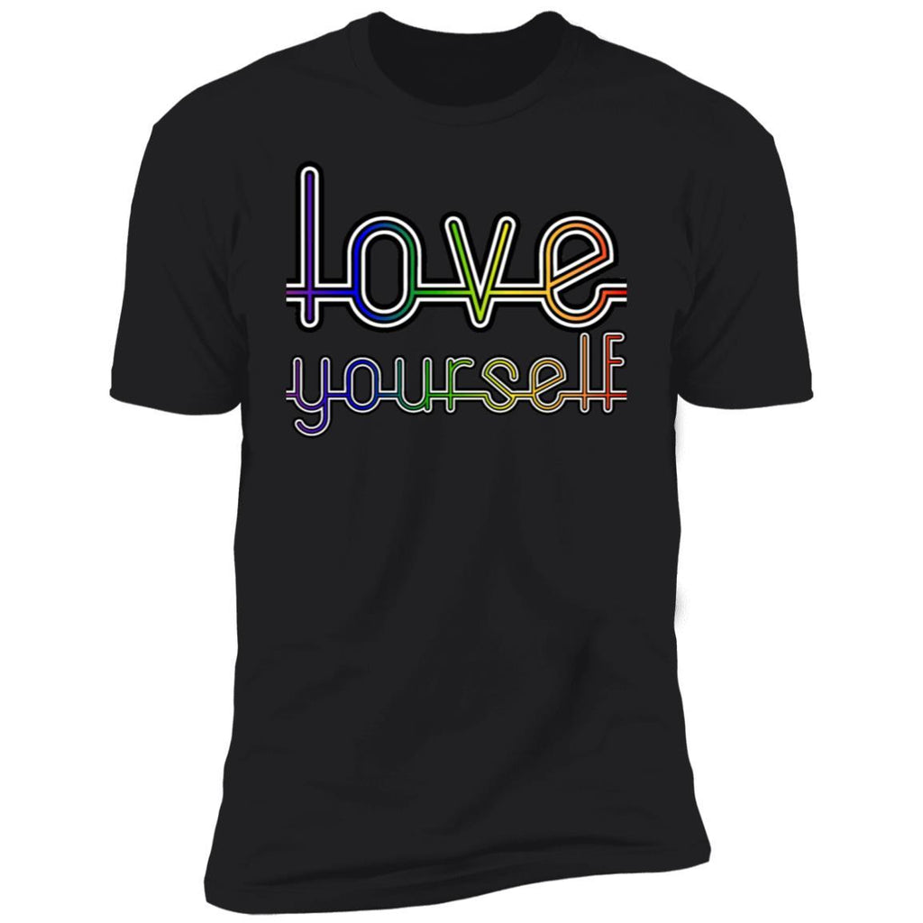 Love Yourself Women's T-Shirts