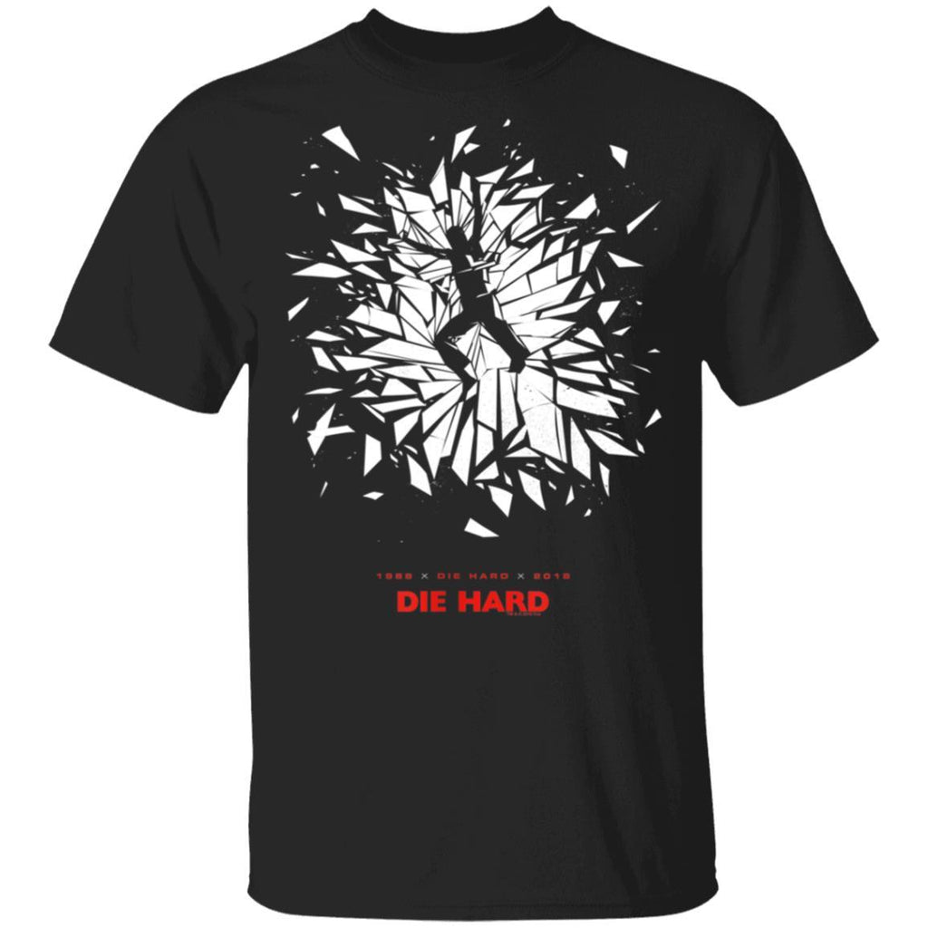 Die Hard Shattered Glass T-Shirt