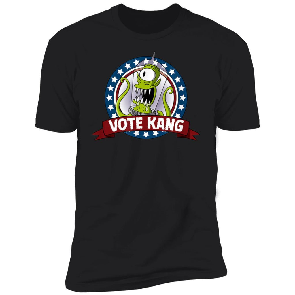 Vote elections Funny Simpsons Parody Democratic Kang Ballot T-Shirt