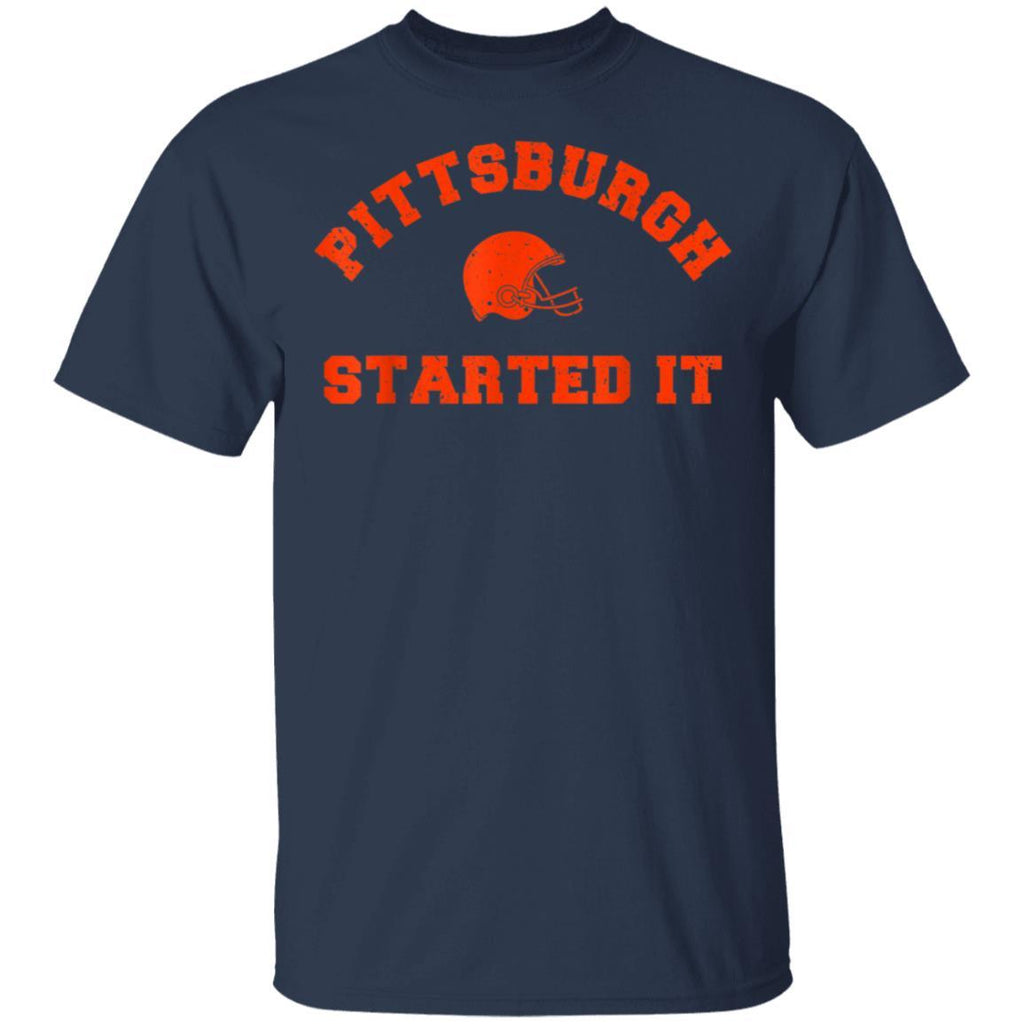 Pittsburgh Started Its T-Shirt