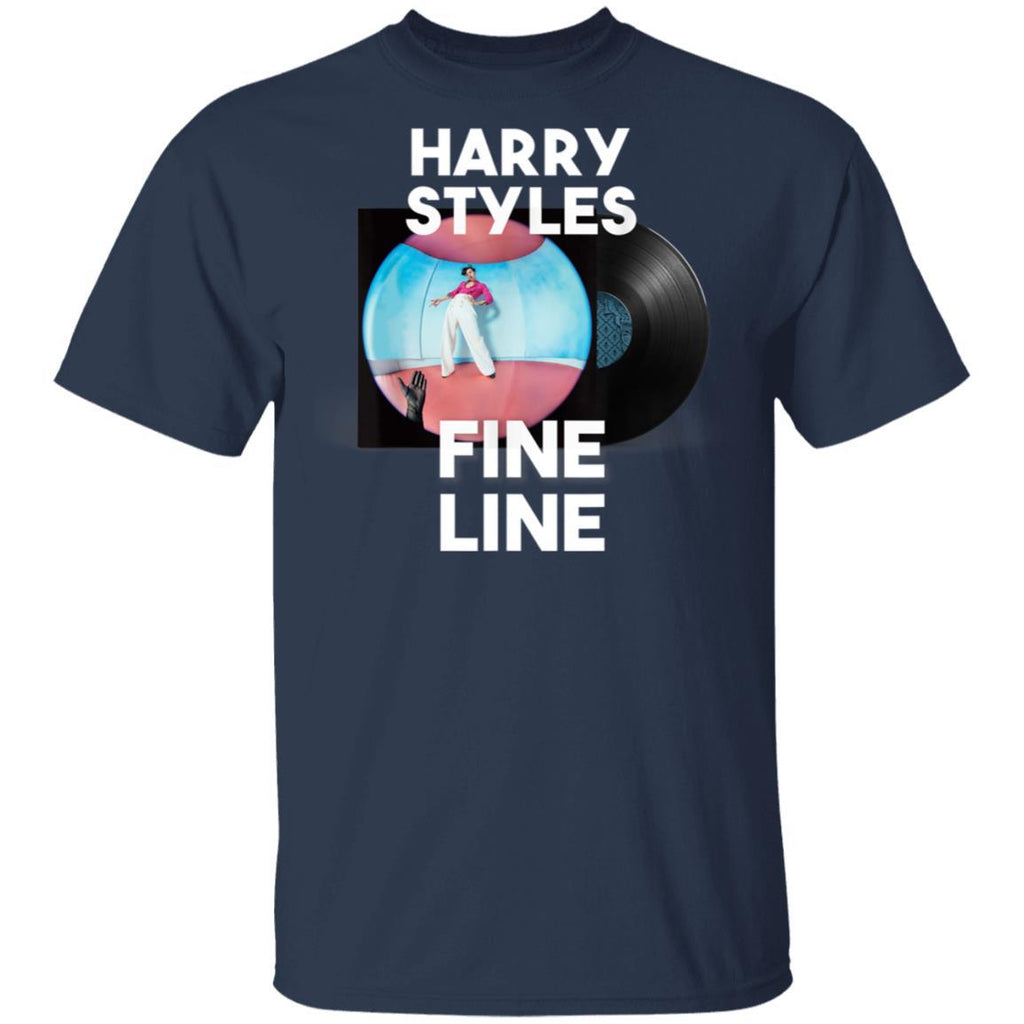 Harry-Styles-Fine Line Funny Album T-Shirt