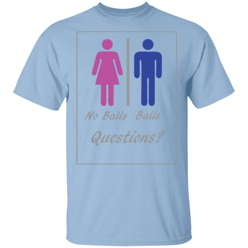 Restroom Question T-Shirts