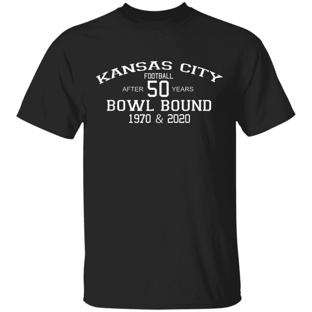 Kansas City Super 2020 Bowl Bound T-shirt