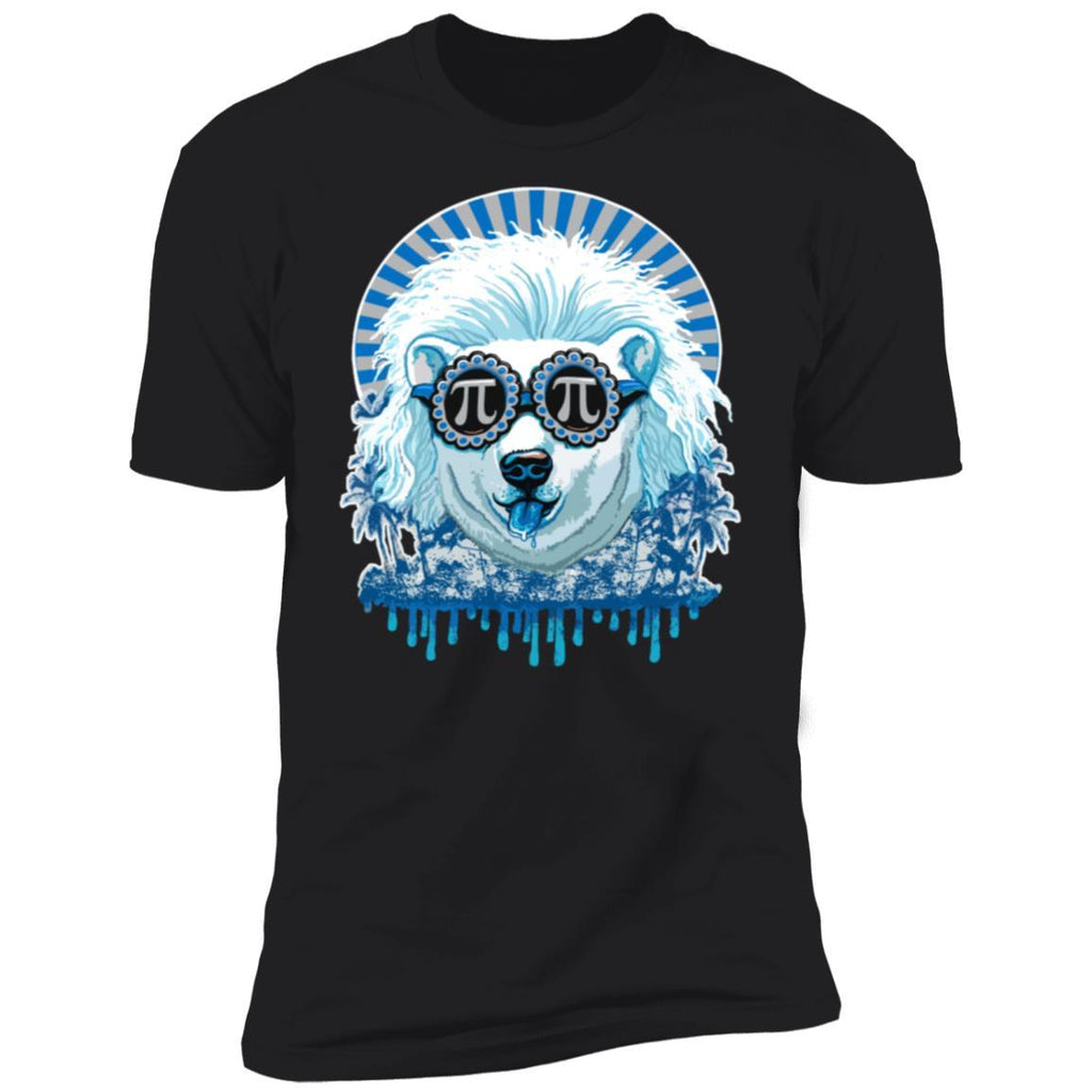 Pi Polar Bear T-Shirt