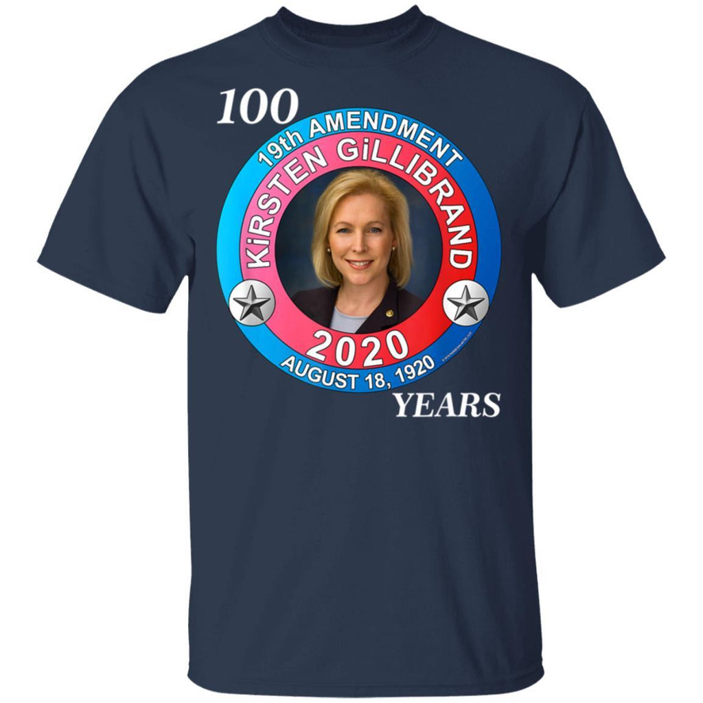 Kirsten Gillibrand for President 2020 Women's Suffrage T-Shirt
