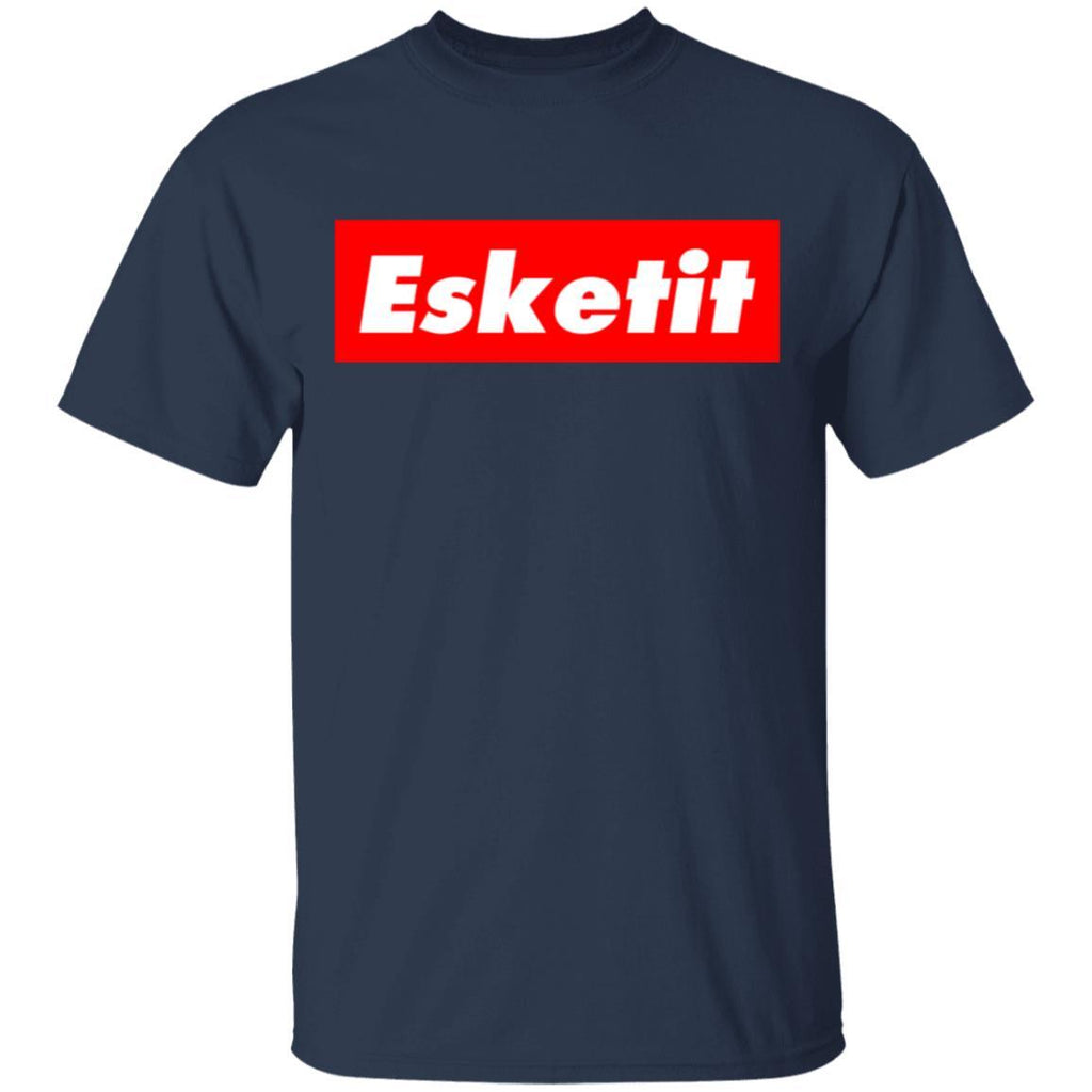 Esketit - Box Logo T-Shirt