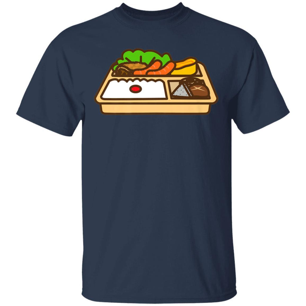 Lunch Tray Bento Box Food T-Shirt