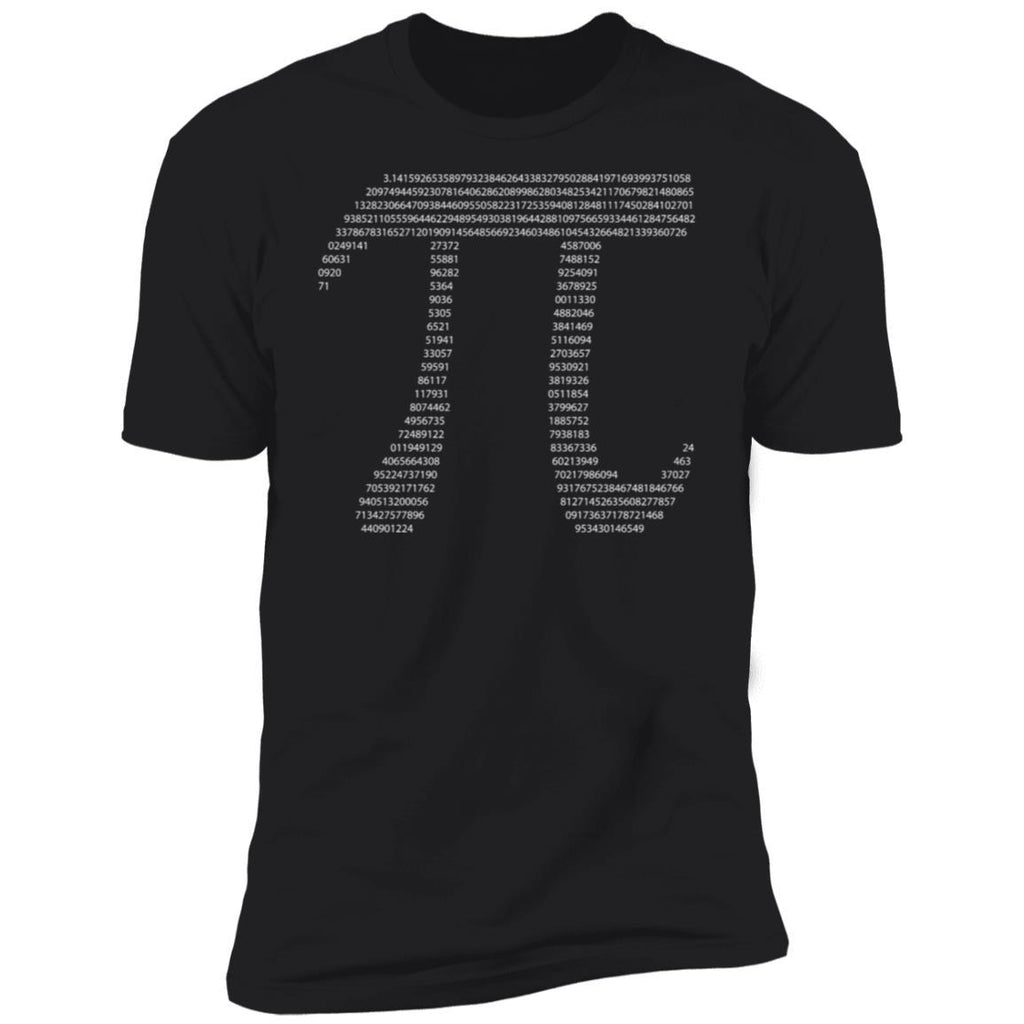 Pi Day Design T-Shirts
