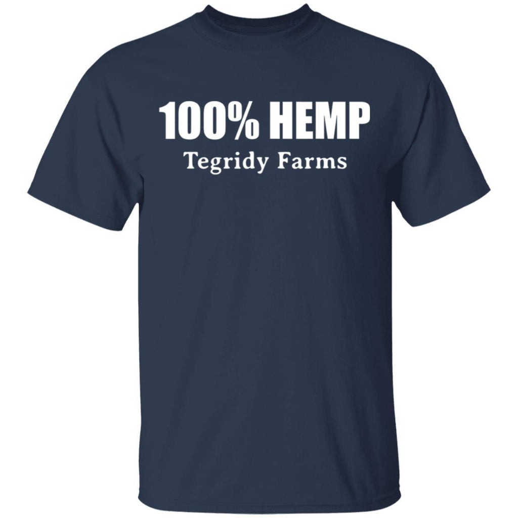 100% Hemp Tegridy Farm T-Shirt