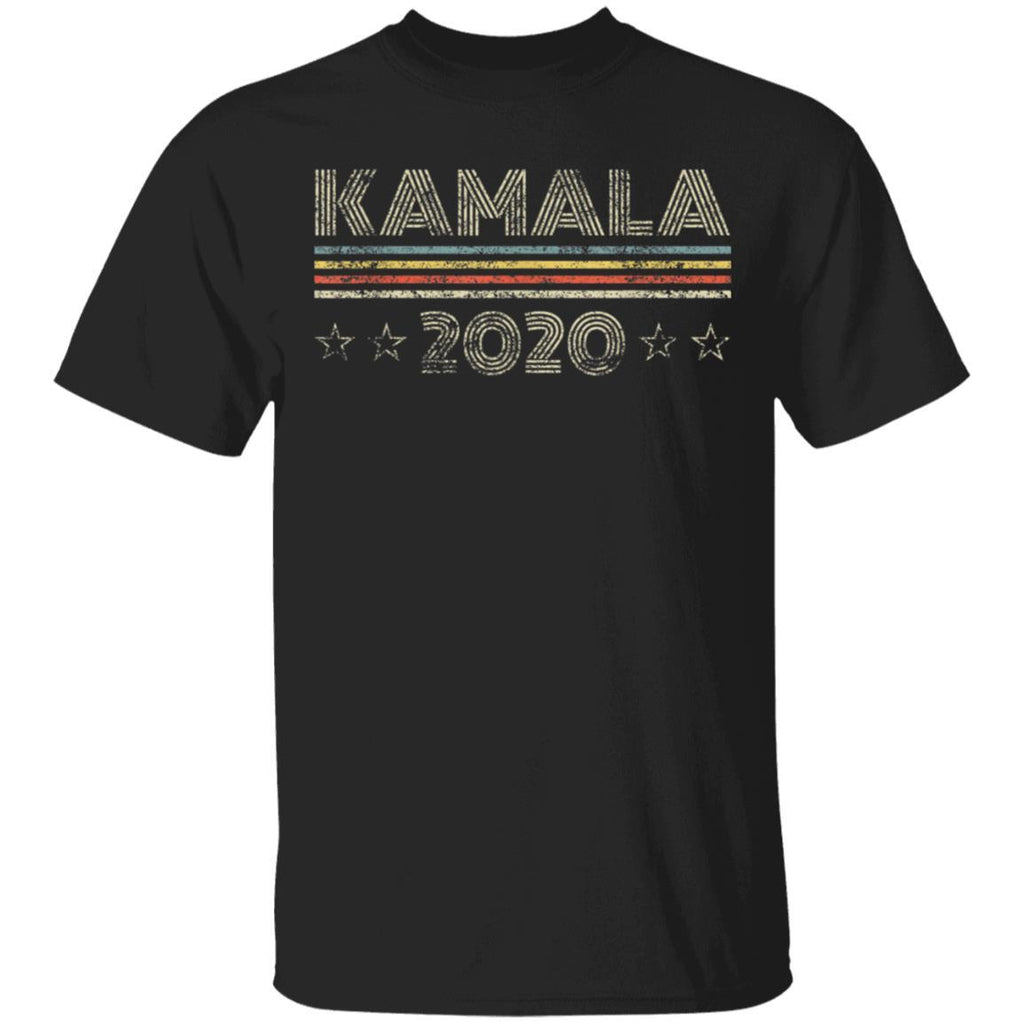 Kamala Harris for President 2020 Distressed T-Shirt