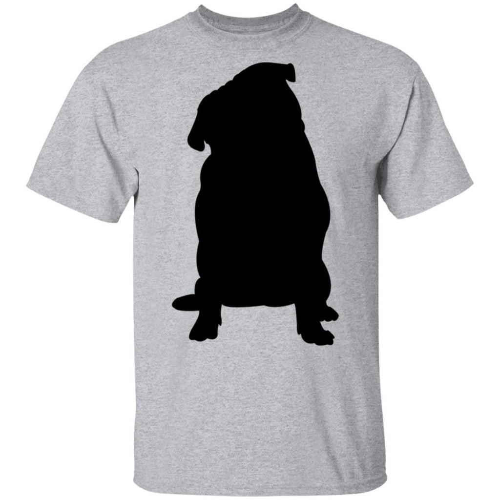 Pug Dad funny shirt