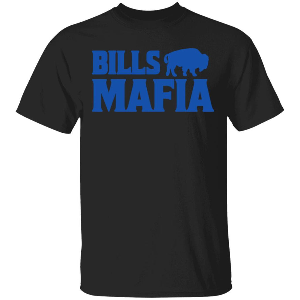 Bills Mafia - Buffalo New York Vintage Football Fan Gifts T-Shirt