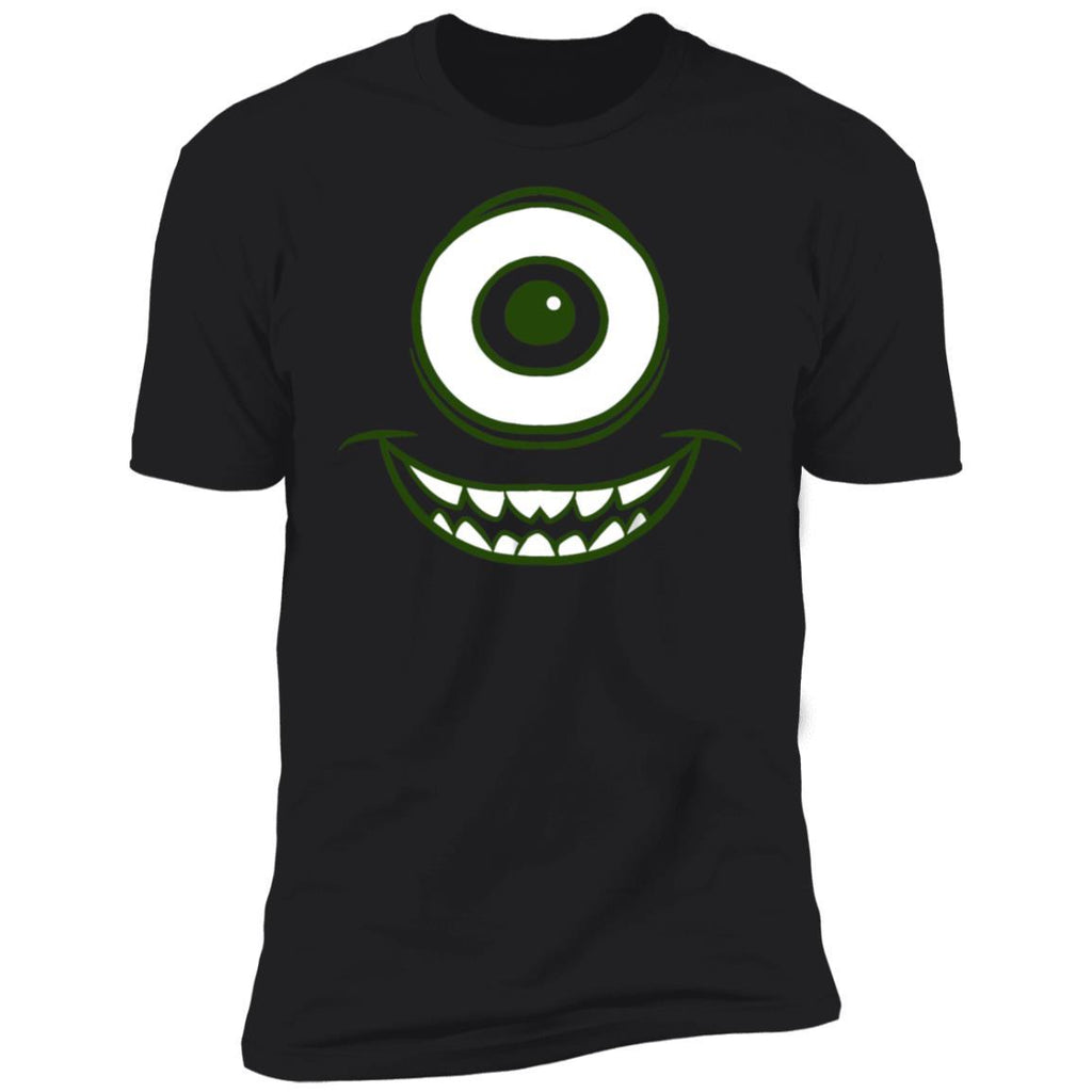 Disney Monsters Inc. Mike Wazowski Halloween Graphic T-Shirt