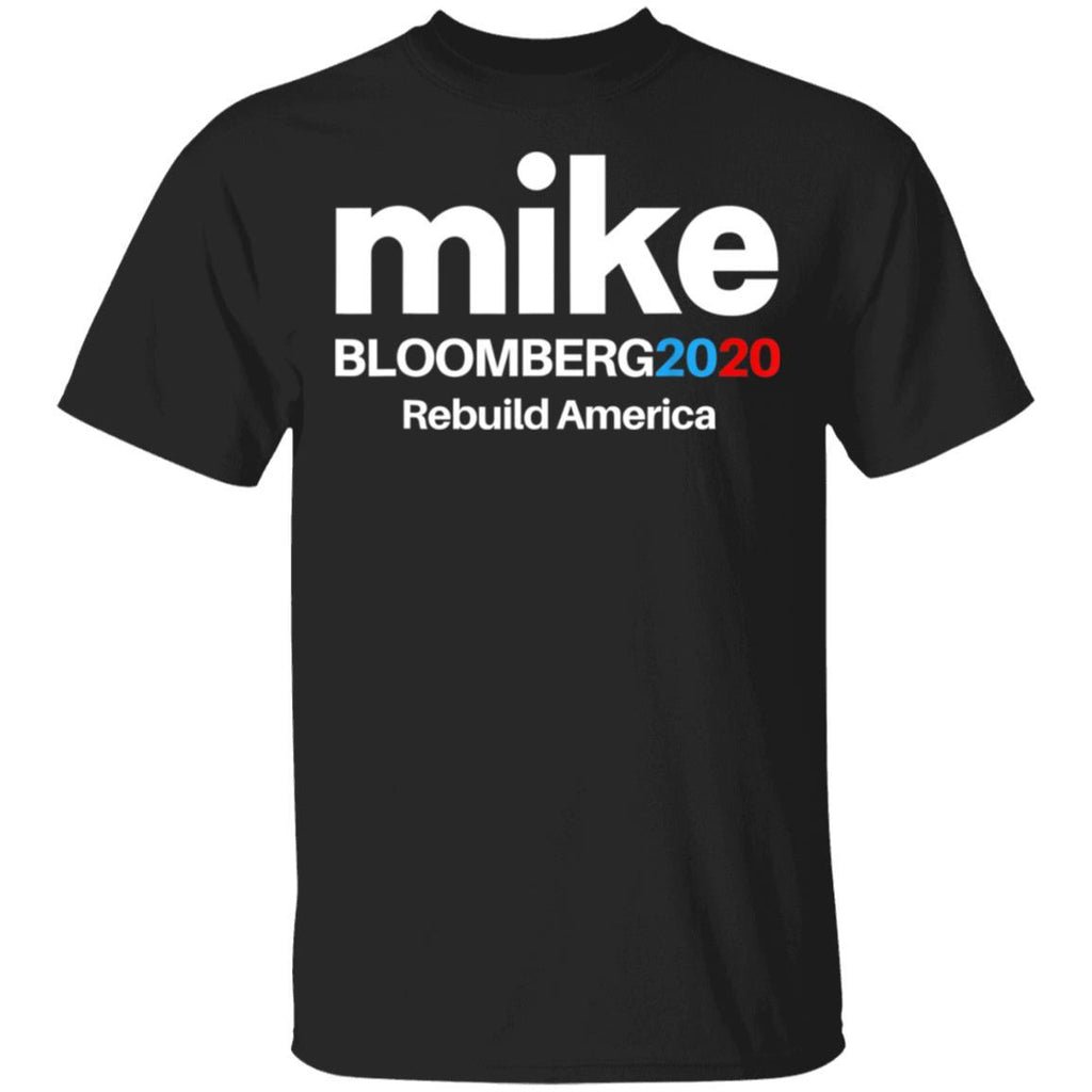 Mike Michael Bloomberg 2020 for President Democrat Liberal T-Shirt
