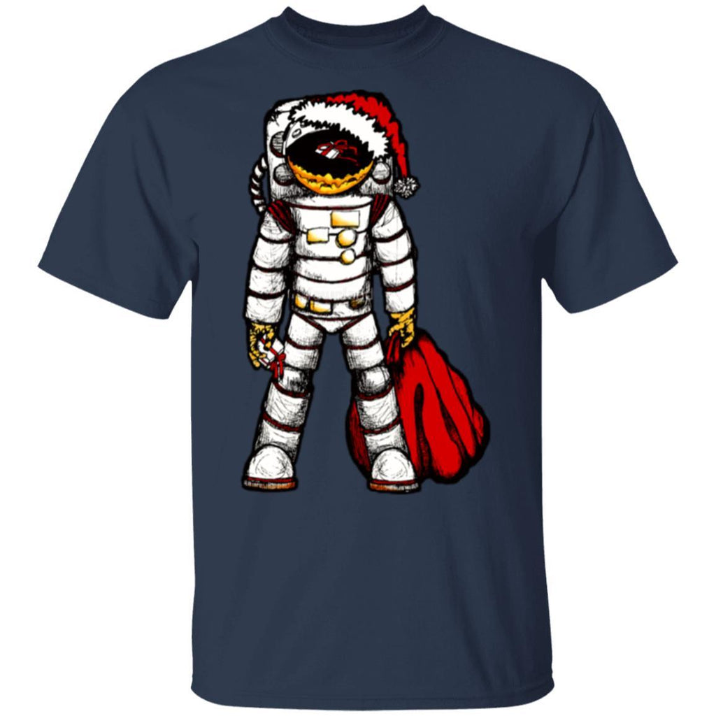 Space claus - Crewneck Sweatshirt