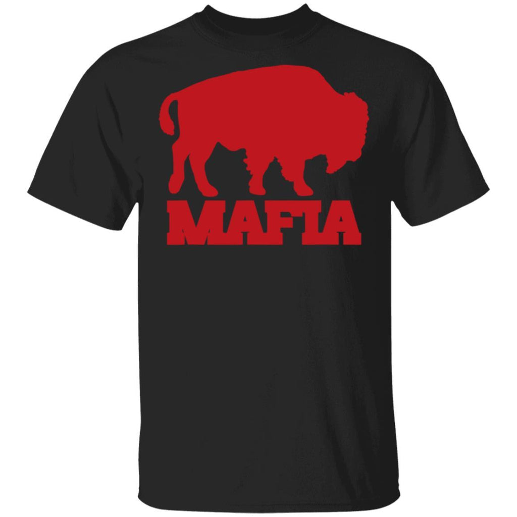 Bills Mafia - Buffalo New York Vintage Football Fan Gift T-Shirt