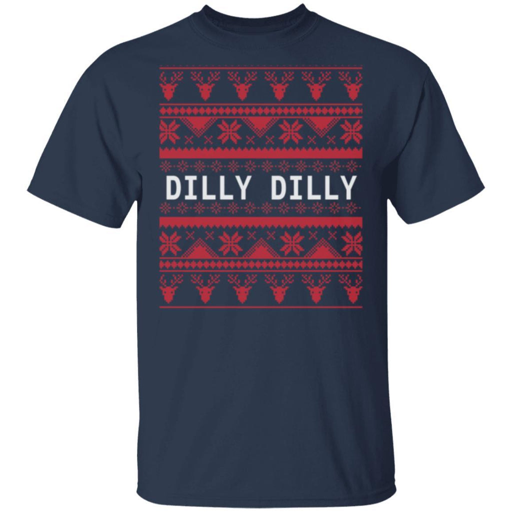 Dilly Dilly Funny Christmas Ugly Sweater T Shirt