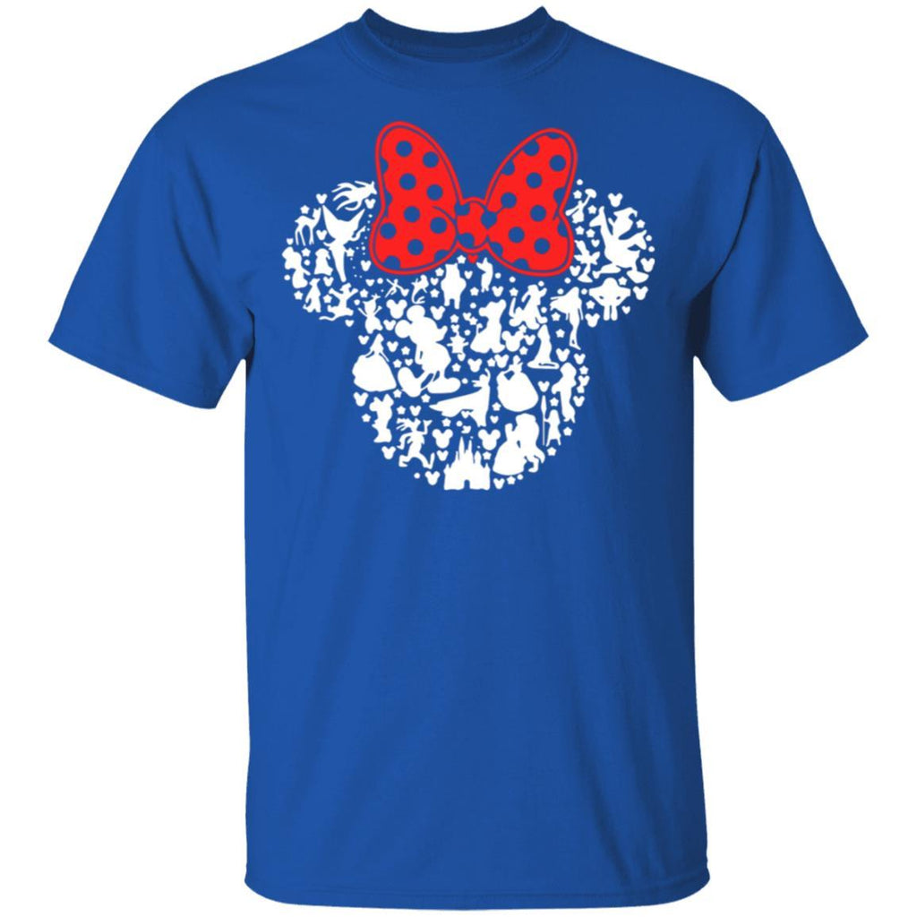 For Fun Disney Minnie Mouse shirt