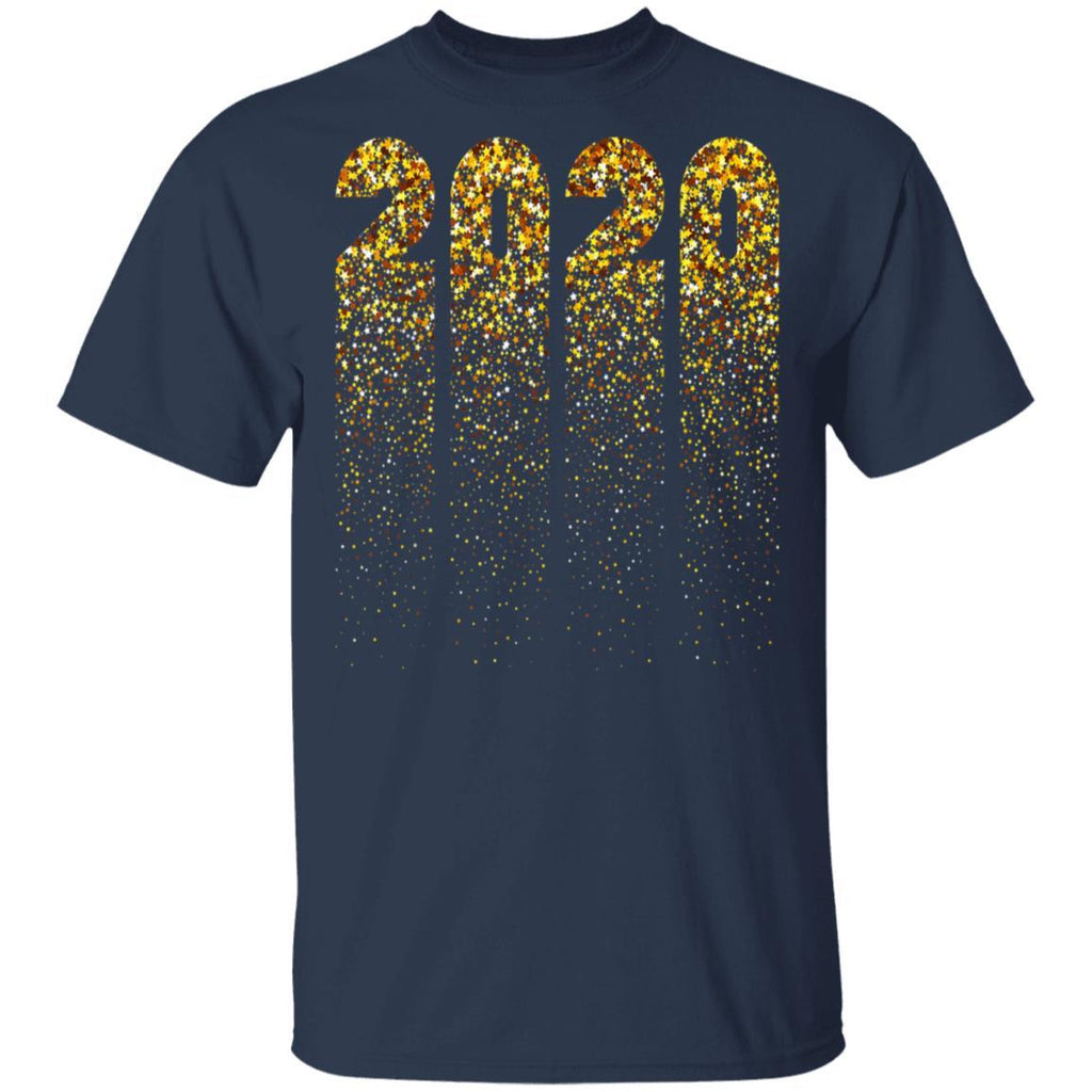 New Years Eve Special Gift Design Happy New Year 2020 T-Shirt