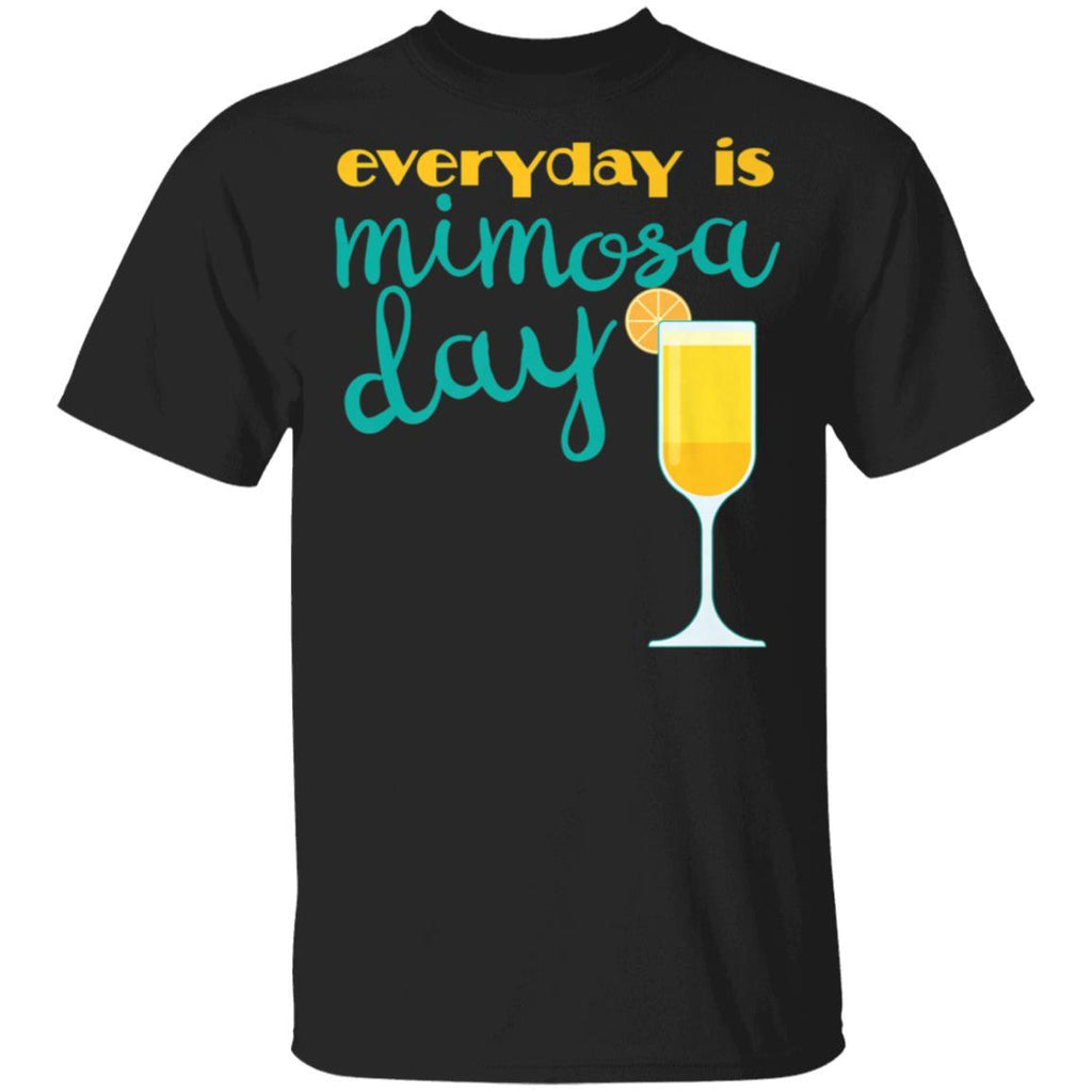 Drinking Funny Everyday Is Mimosa Day T-Shirt