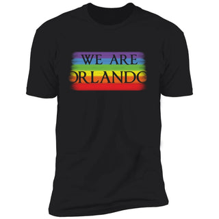 We Are Orlando Shirt Gay Lesbian LGBT Pride Tshirt