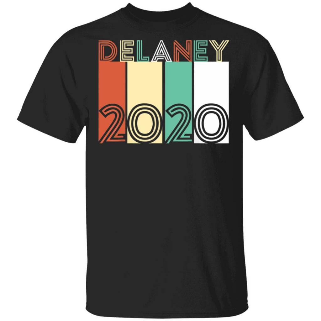 Delaney 2020 President New Retro Vintage Design T-Shirt