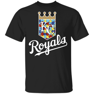 NFL - Kansas City Royals Support Autism Awareness T-shirt