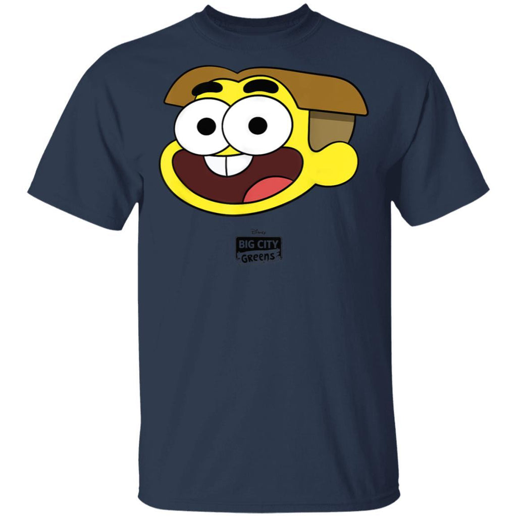 Disney Channel Big City Greens Cricket and Logo T-Shirt