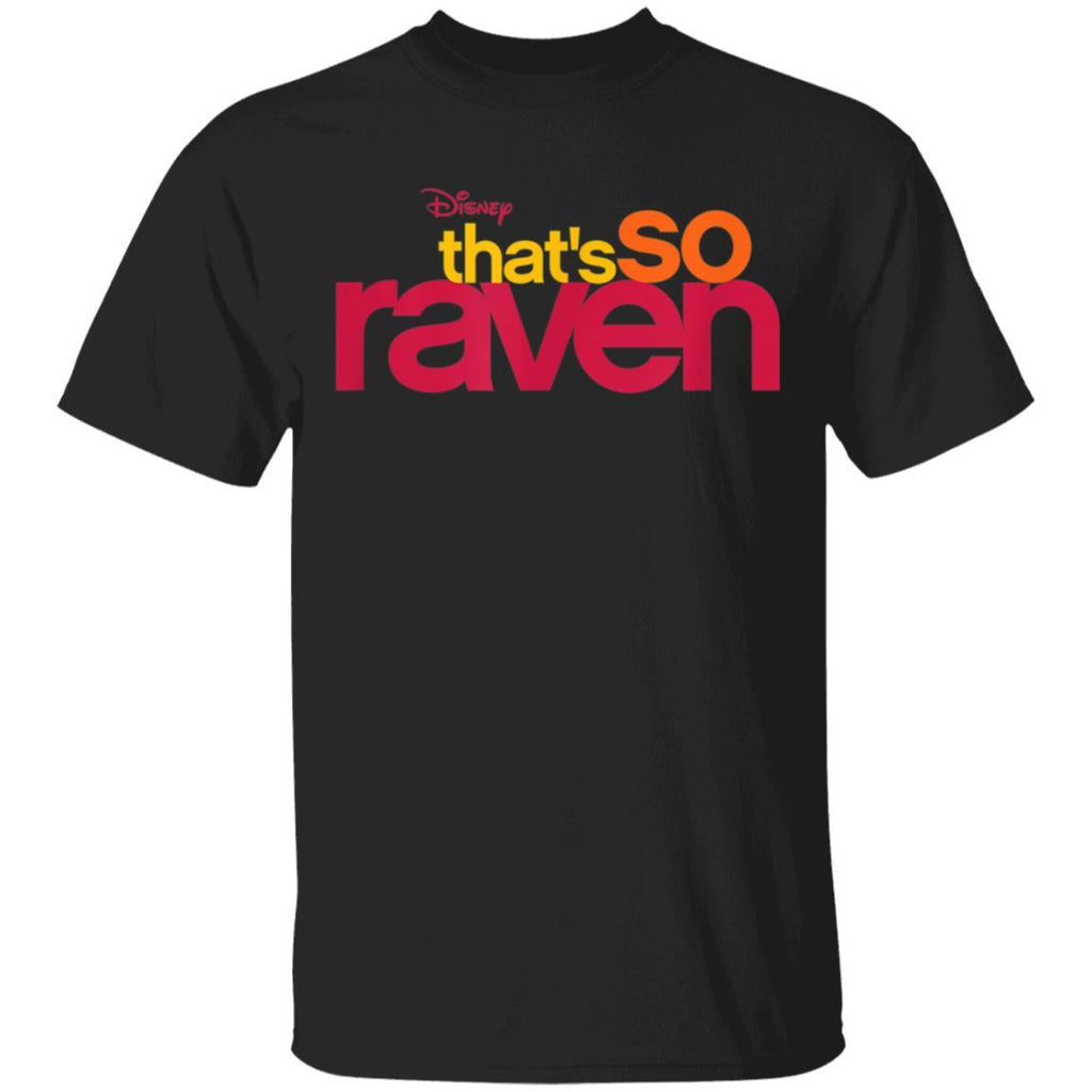 Disney Channel That's So Raven Logo T-Shirt