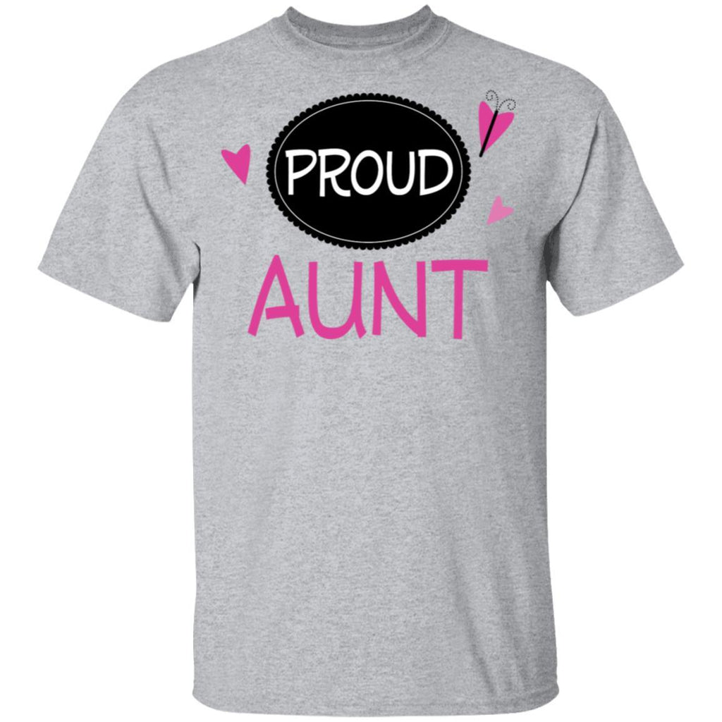 Proud Aunt Women's T-Shirts