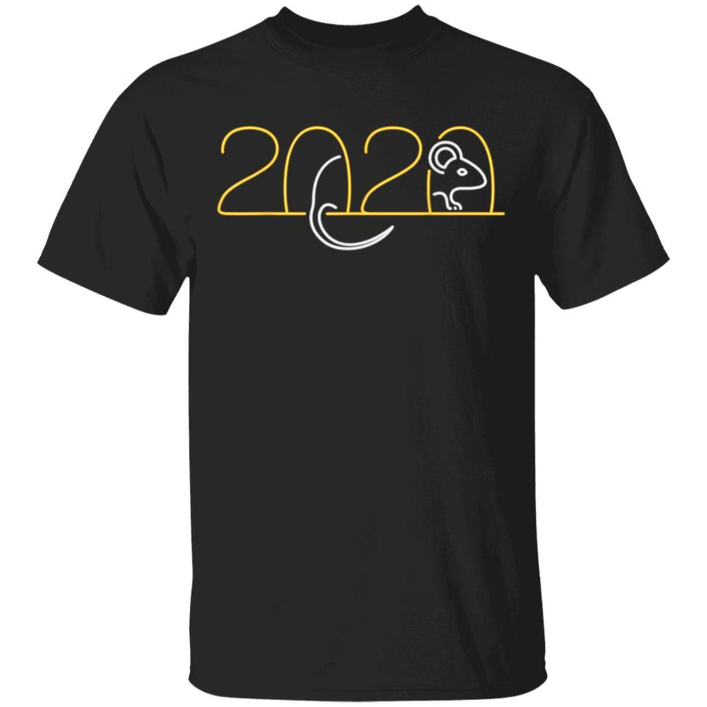 Year Of The Rat 2020 Happy New Year Gift T-Shirt
