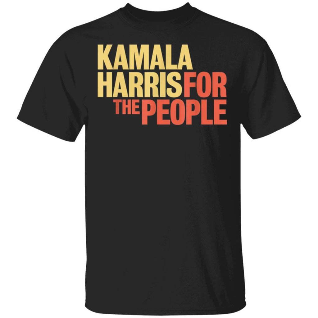 Kamala Harris For The People 2020 President T-Shirt