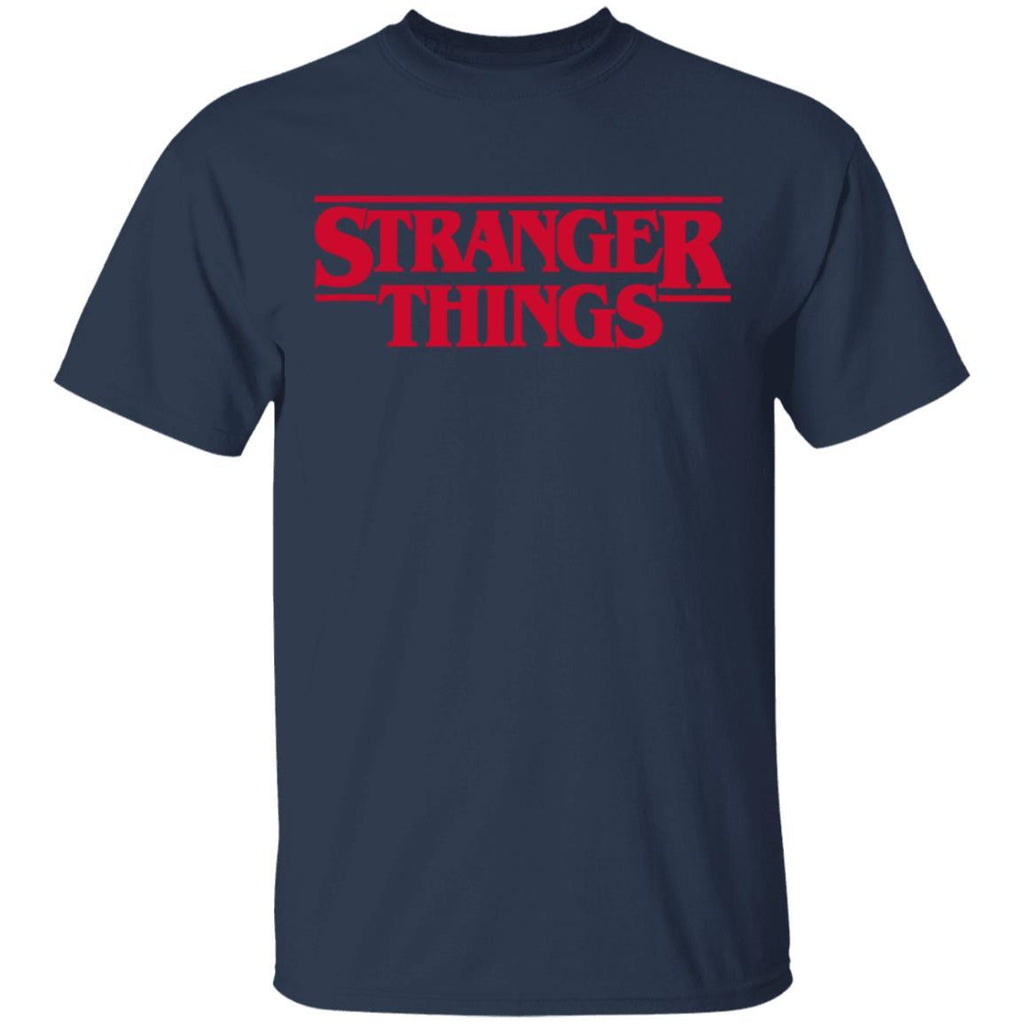 Netflix Stranger Things Logo T-Shirt