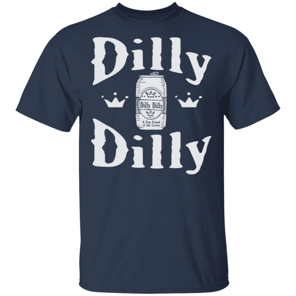 Dilly Dilly Beer Patrick Day T-Shirt