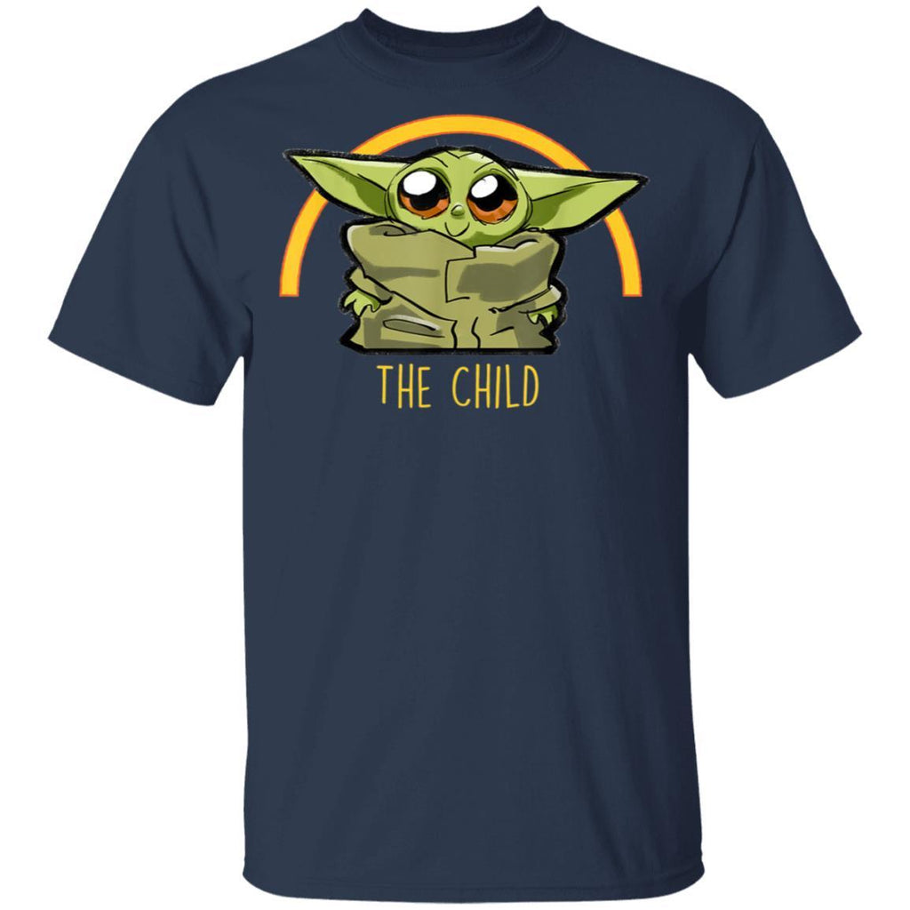 Star Wars The Mandalorian The Child Is So Cute T-Shirt