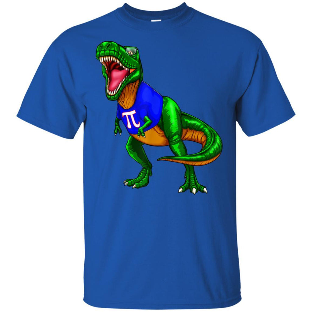 PI Day Rex Dinosaur T Shirt Math 2019 Gift Men Wome