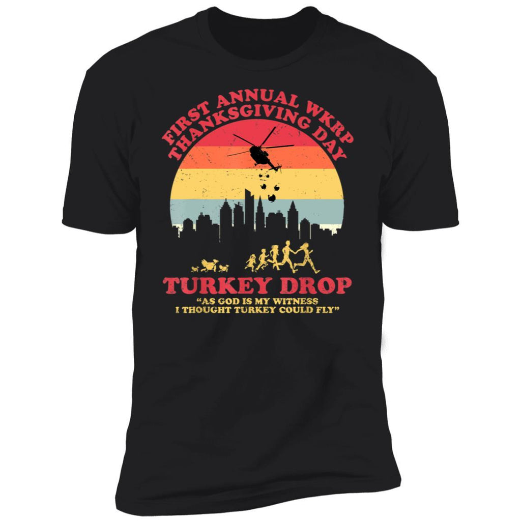 As God My Witness I Thought Turkey Could Fly Thanksgiving T-Shirt