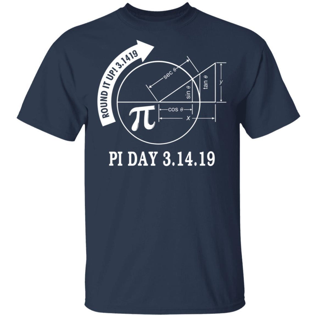 Round It Up To Pi-Day 2020 Shirt Pi Day T-Shirt