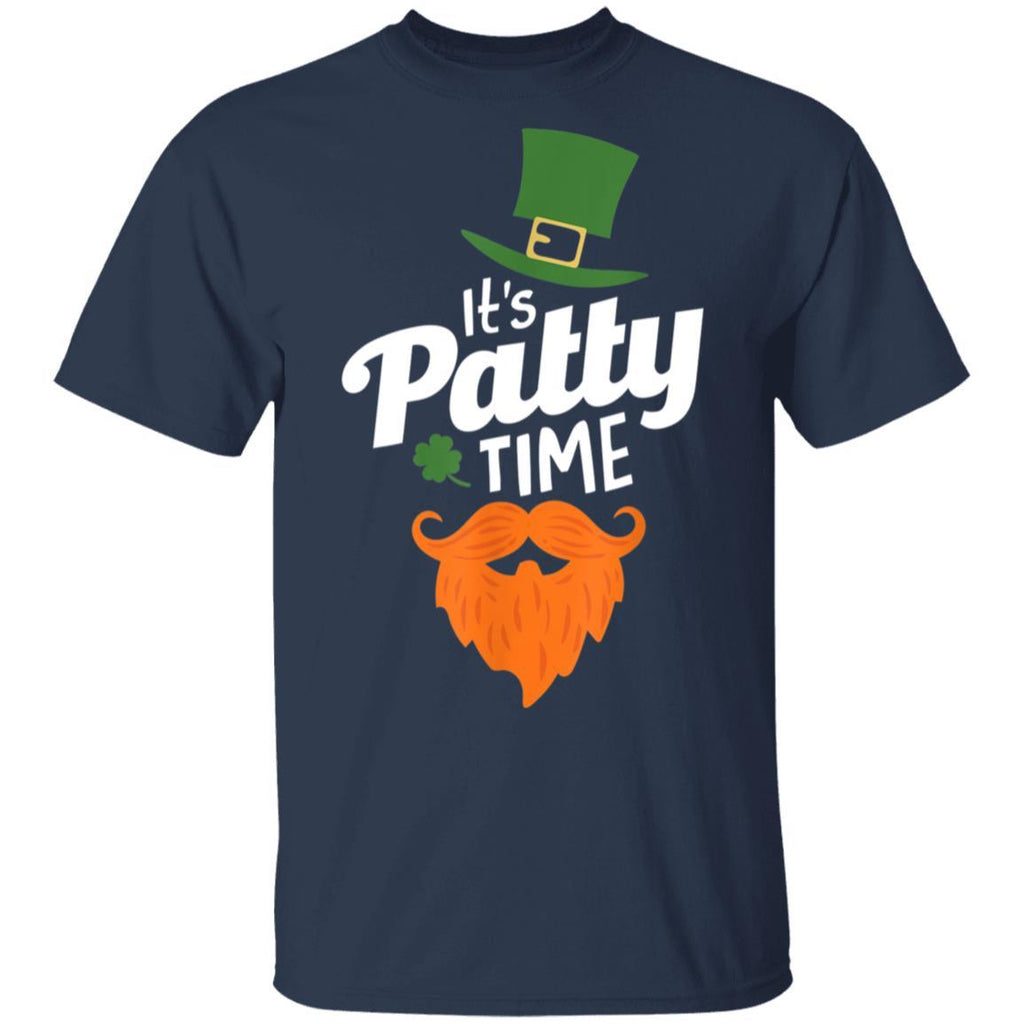 It's Patty Time St. Patrick's Day T-Shirt