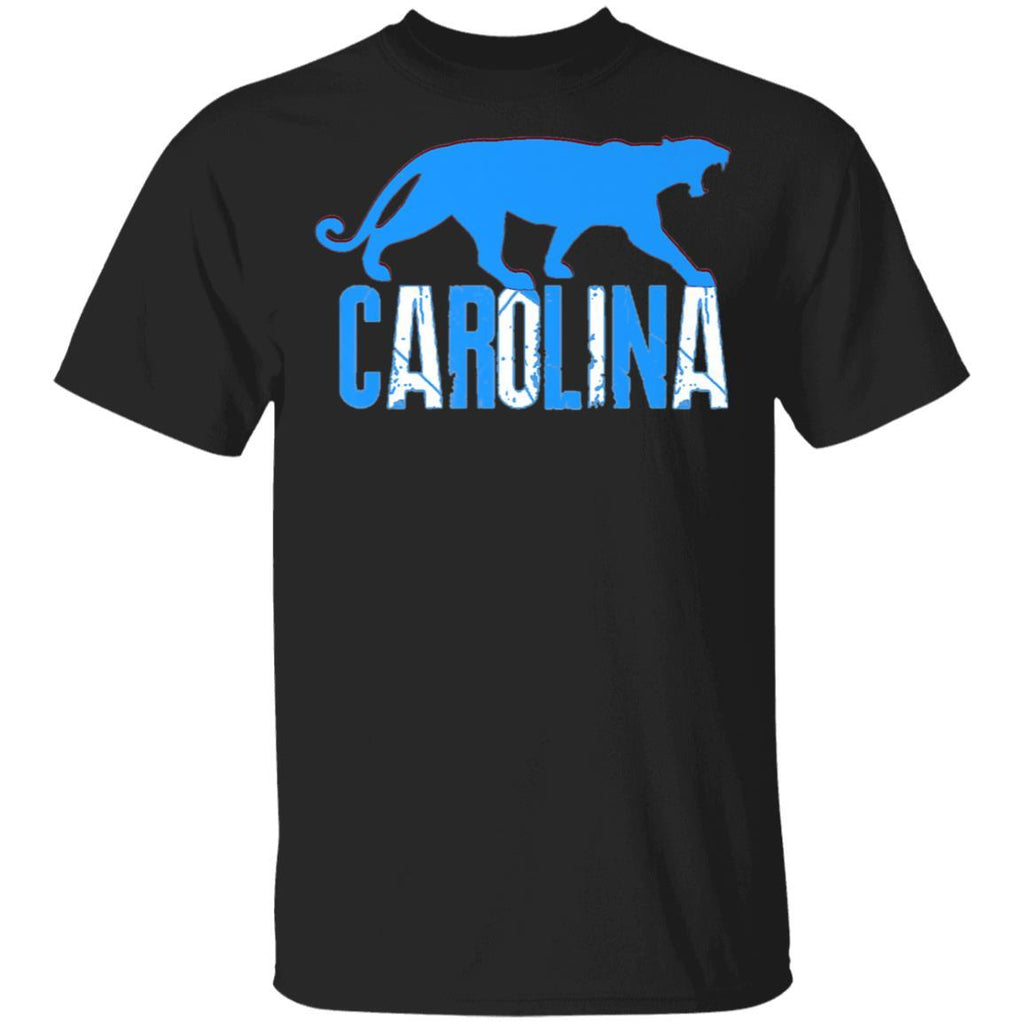 Football fans Gift (Panthers) T-Shirt